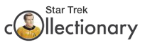 star trek collectionary