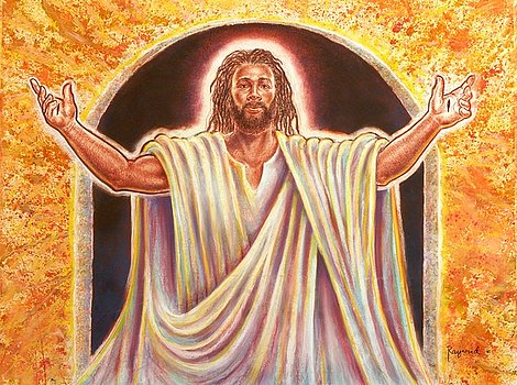 """""""The Resurrection and the Life"""" by Raymond Walker"""