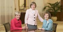 women given permanent seats on lds leadership councils.