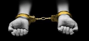 gold-handcuffs